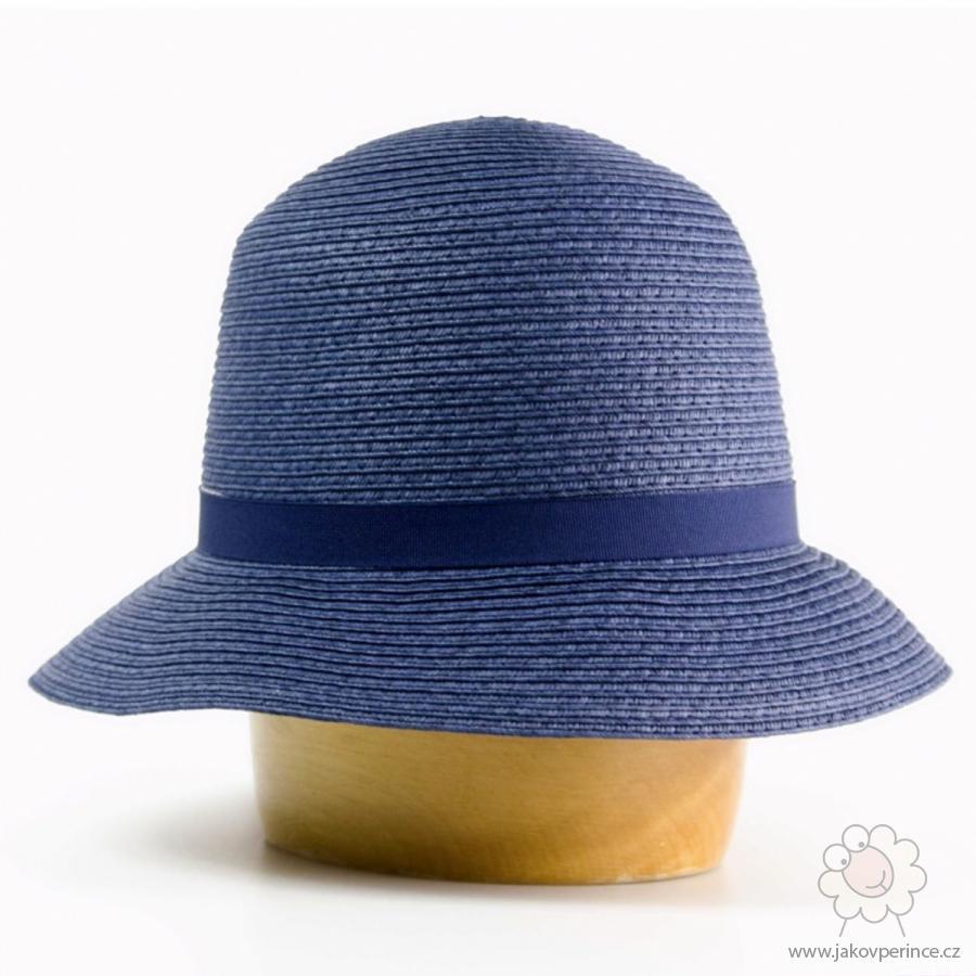Karpet dámský klobouk papírový zdobený rypsovou stuhou Jako v peřince 00206f09c2